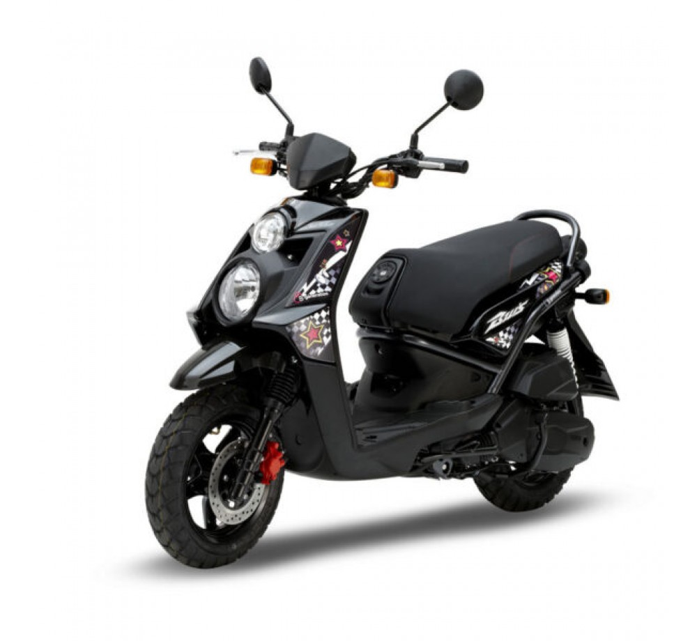 Скутер VENTO SMART 49cc (150) (YAMAHA BWS REPLICA сигнализация)