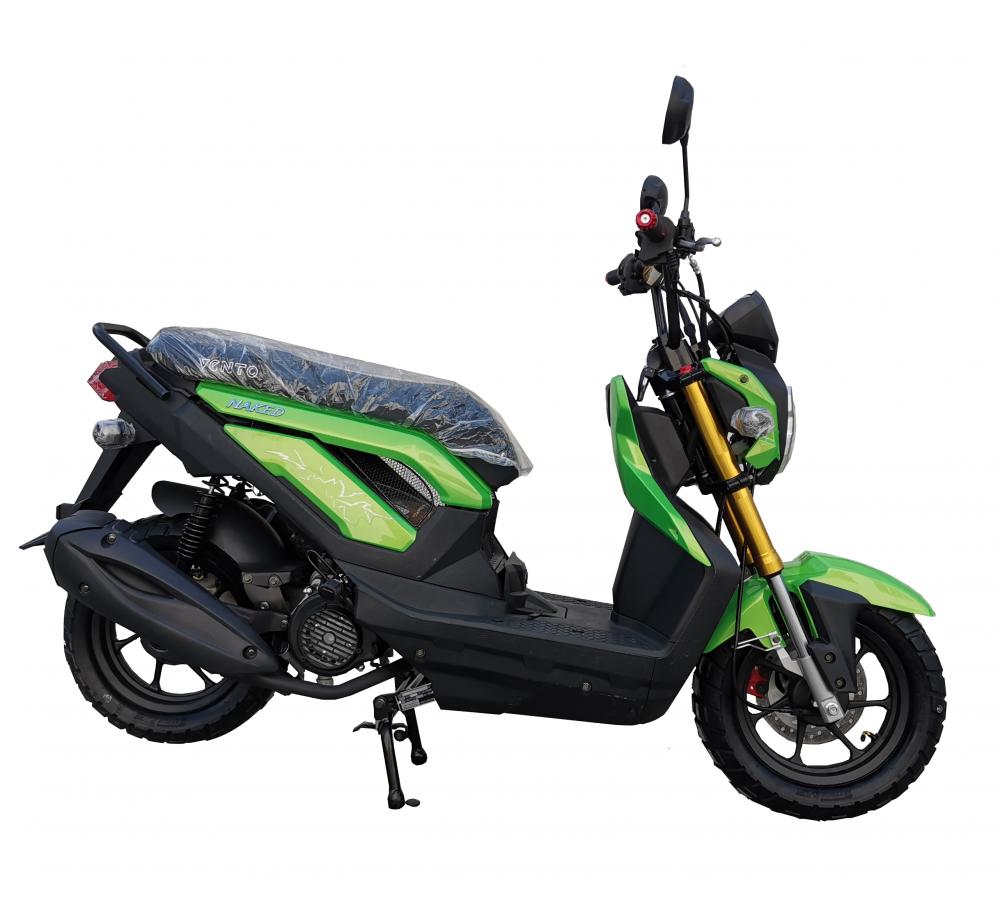 Скутер VENTO NAKED 49cc (150) (HONDA ZOOMER REPLICA сигнализация)