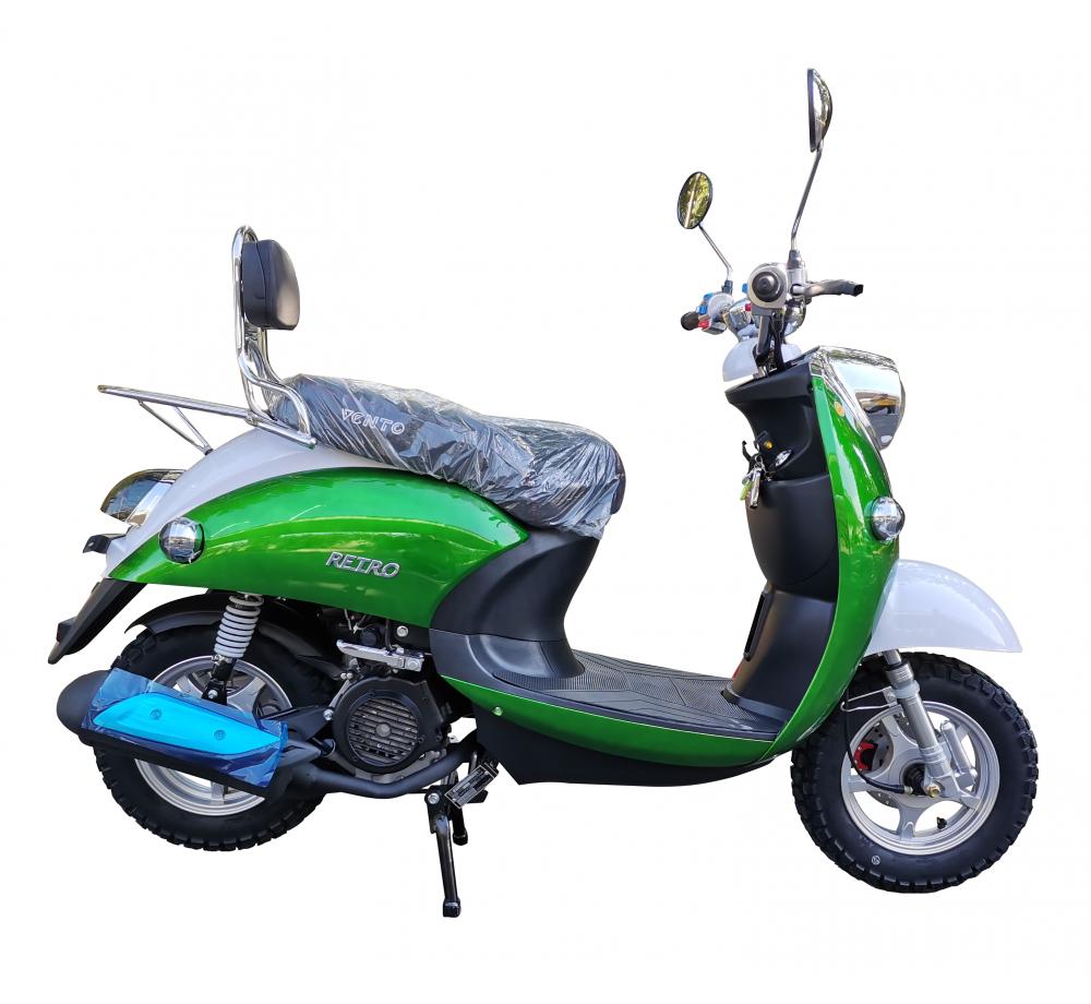 Скутер VENTO RETRO 49cc (150) сигнализация
