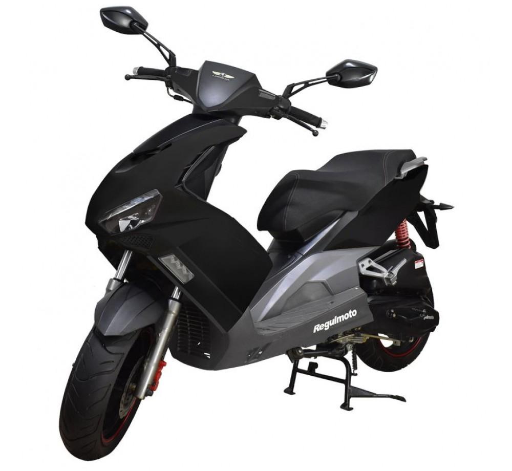 Скутер Regulmoto FORMULA 125 EFI инжектор