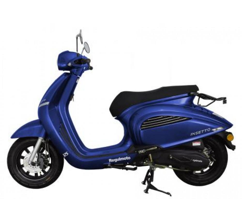 Скутер Regulmoto INSETTO 125 EFI инжектор