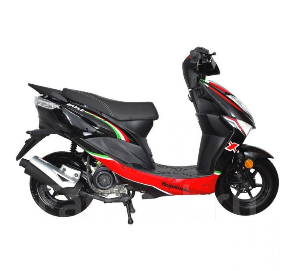 Скутер Regulmoto EAGLE 50 (LJ50QT-3L)