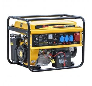 Бензогенератор (электростанция) Skiper LT8000EB