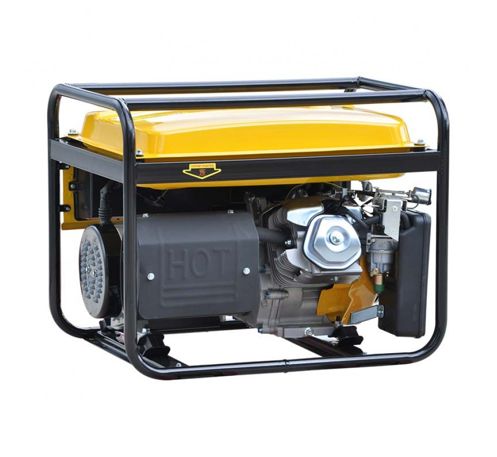 Бензогенератор (электростанция) Skiper LT8000EK
