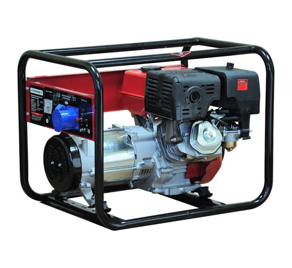 Бензогенератор (электростанция) Brado LT9000EB-1