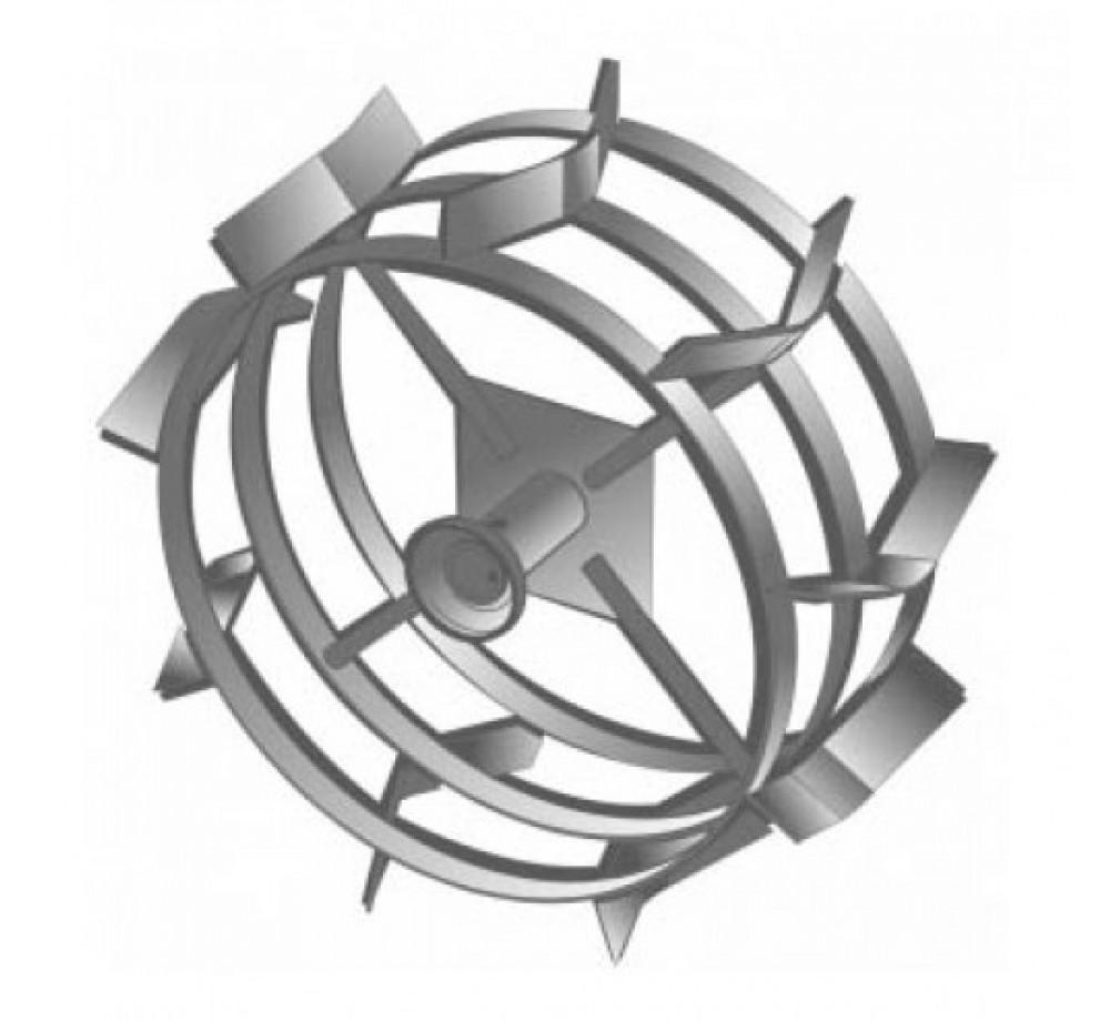 Грунтозацепы 480x195 Тип1 посад. круг 30мм