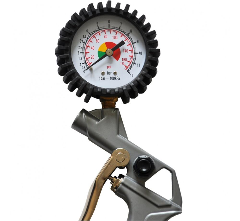 Пистолет для накачки колес для компрессора TG