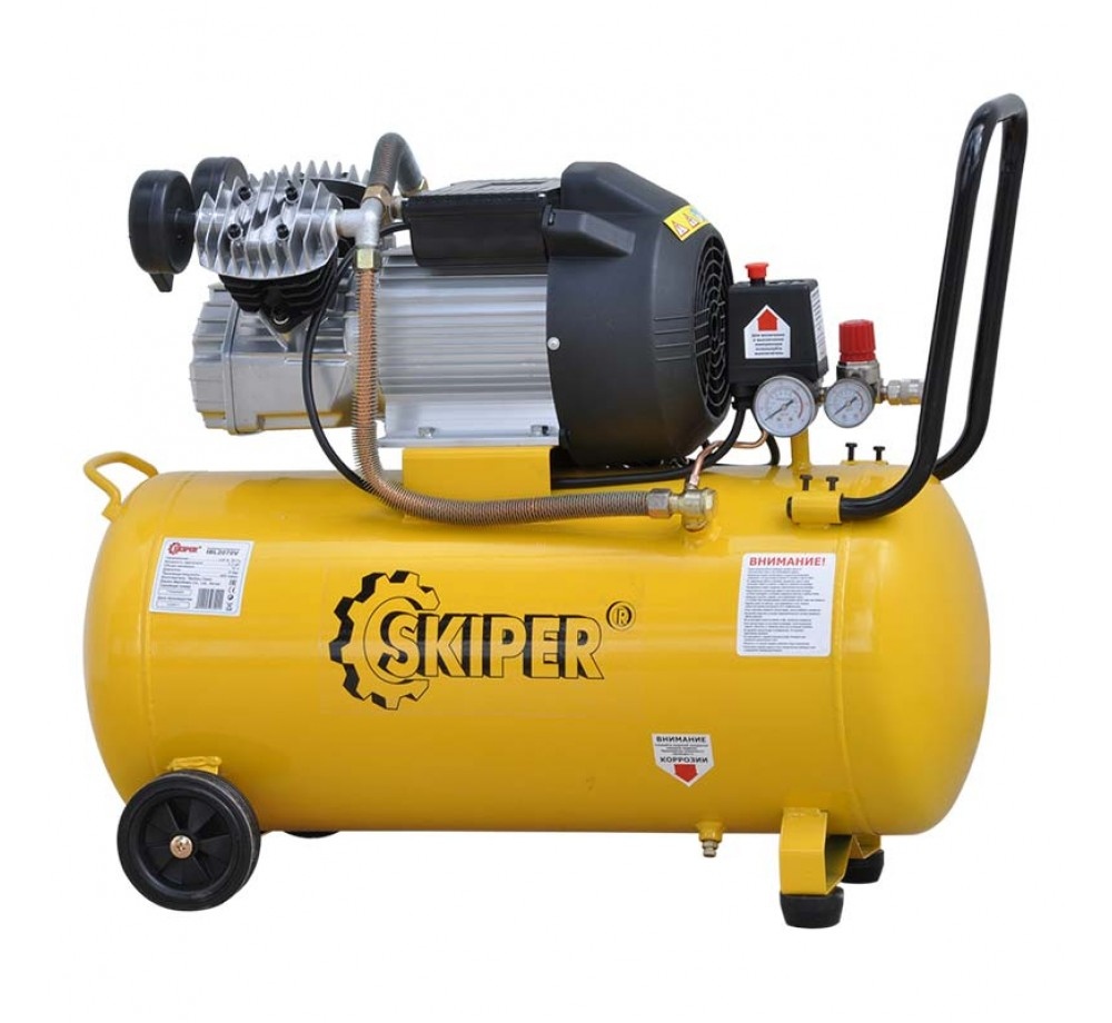 Воздушный компрессор IBL2070V 220V/70L