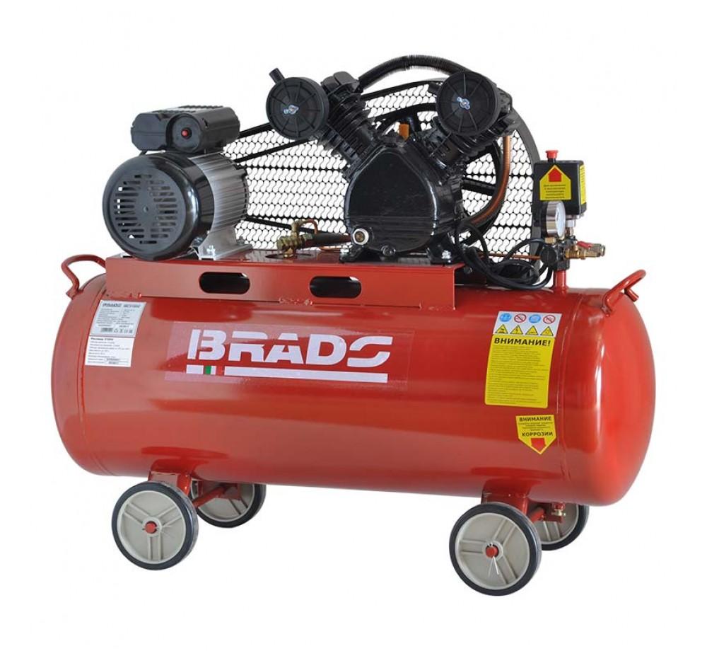 Компрессор Brado IBL3100V (2,2 кВт, 220В, 100 л)