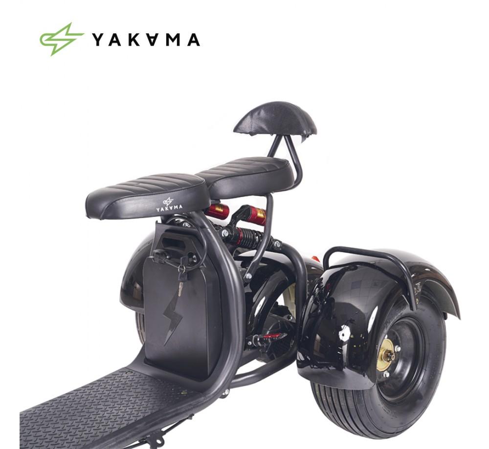Электросамокат АР-Н0006B (YAKAMA)